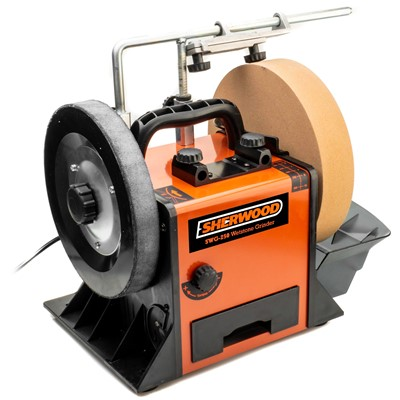 Wet Stone Sharpening System 250mm 160W Variable Speed