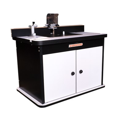 MDF Benchtop Router Table