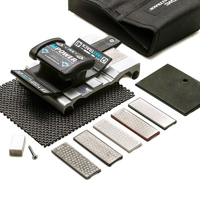 M Power Fasttrack Mk2 Sharpening System Deluxe Kit