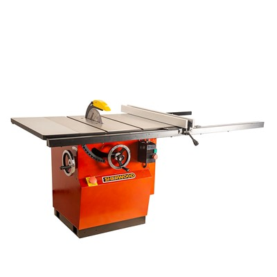 10in Heavy-Duty Cabinet Saw 2400W