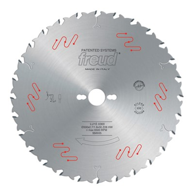 Freud Industrial Thin Kerf Ripping Circular Saw Blades