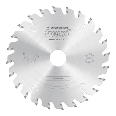 Scoring Circular Saw Blades - Conical