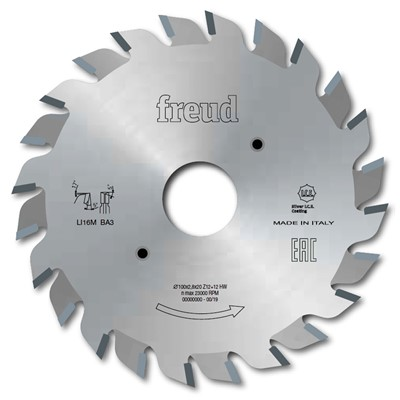 Scoring Circular Saw Blades - Adjustable