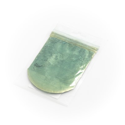 Luci Clear Bronze Green Resin Pigment Powder