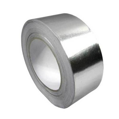 Silver Foil Aluminium Insulation Duct Tape