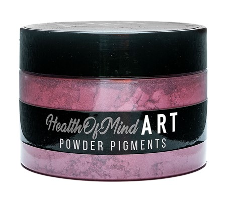Health of Mind Art Pearlescent Pigment Powder - Soft Pink
