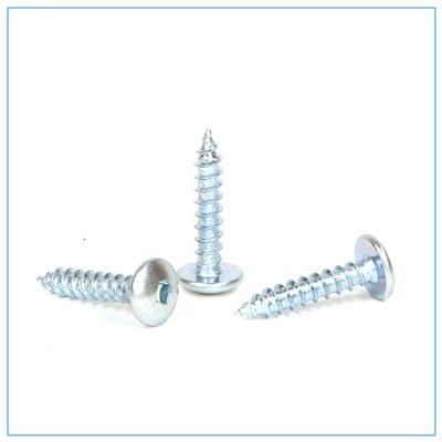 Square Drive Trusshead Wood Screws