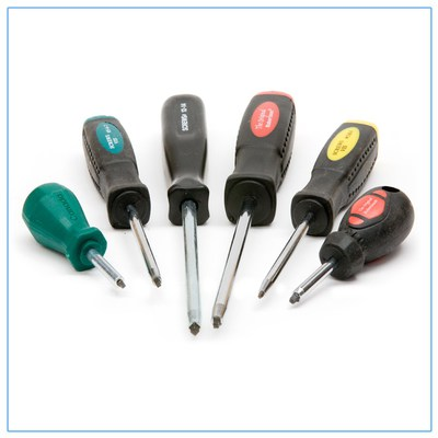 Square Drive Hand Screwdrivers